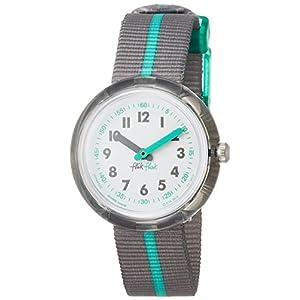FlikFlak Jungen Analog Quarz Uhr mit Stoff Armband FPNP022