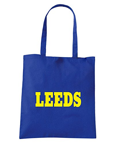 T-Shirtshock - Borsa Shopping WC0761 LEEDS Blu Royal