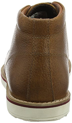 Red Tape Herren Denford Stiefel Brown (Milled Honey)