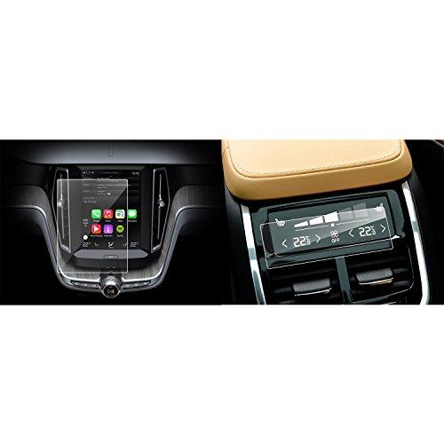 LFOTPP Volvo XC40 XC60 Sensus Navigation System 8,7'' Navigation und Klimaanlage Schutzfolie