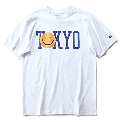 BOMOVO Herren TOKOY T 5-Pack Logo Men's T-Shirt Weiß