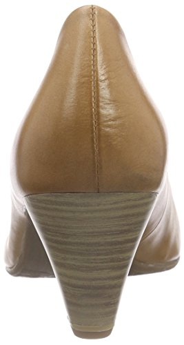 Tamaris22400 - Scarpe con Tacco Donna Marrone (Braun (ANTELOPE 375))