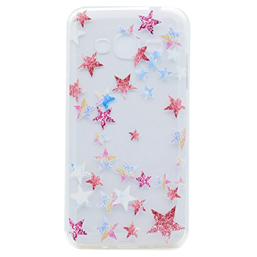 CaseFirst Samsung Galaxy Grand Prime G530 Shell,Five-Pointed Star Backcover  Cover, New Cool Man Man Anti-Scratch Protection Case for Samsung Galaxy