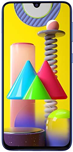 Samsung Galaxy M31 (Ocean Blue, 6GB RAM, 64GB Storage)