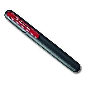 41%2BxZDGc8EL. SS300  - Victorinox Pocket Knife Ceramic Sharpener - Black