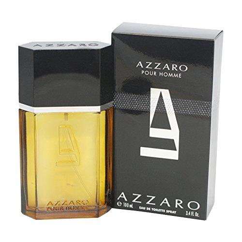 Azzaro Pour Homme For Men Edt Perfume 100 Ml