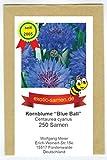 """Centaurea cyanus - Bienenweide - Blaue Kornblume""""Blue Ball"""" - 250 Samen"""