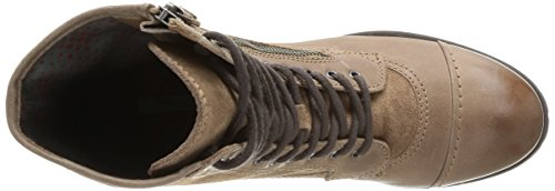 Geox Donna Natalie, Boots femme Marron (Taupe)