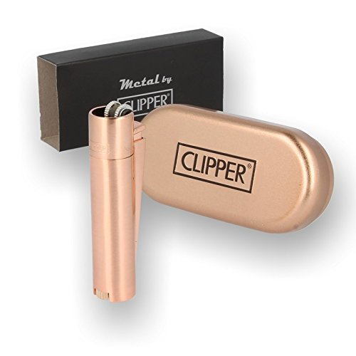 rose-gold-clipper-metal-lighter-metallic-finish-with-tin-limited-edition