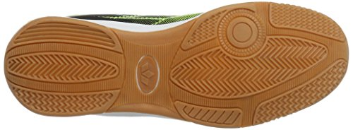 Lico Mens Rockfield Indoor Shoes Yellow (lemon / Black / White)