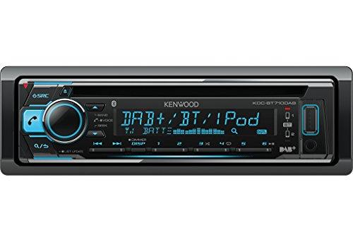CD-Tuner/DAB +/USB/Bluetooth, Mehrfarbig ()