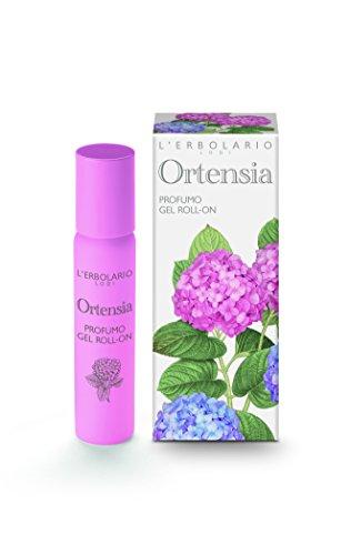 L'Erbolario Linea Ortensia Elegante e Raffinata Profumo Gel Roll-on 15 ml