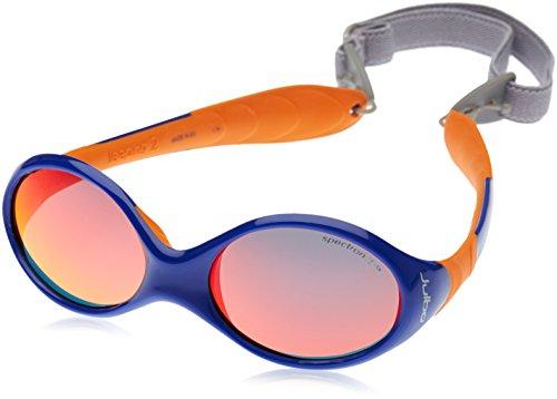 Julbo Looping 2sp3cf Sunglasses Multi-Coloured Blue/Orange Size:Taille S