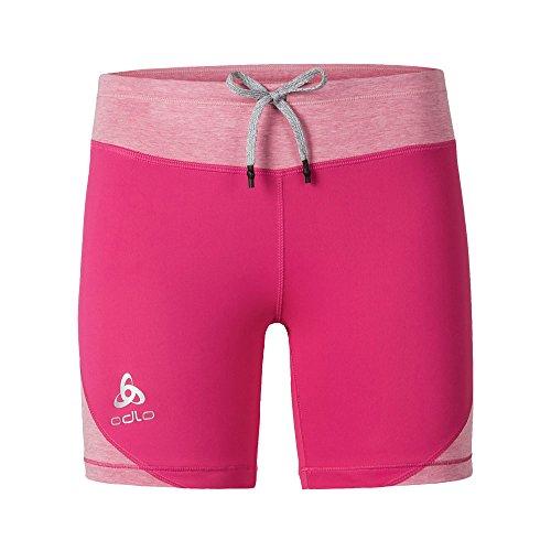 Odlo Damen Hana Short Tights Oberbekleidung, Pink/Rosa, S