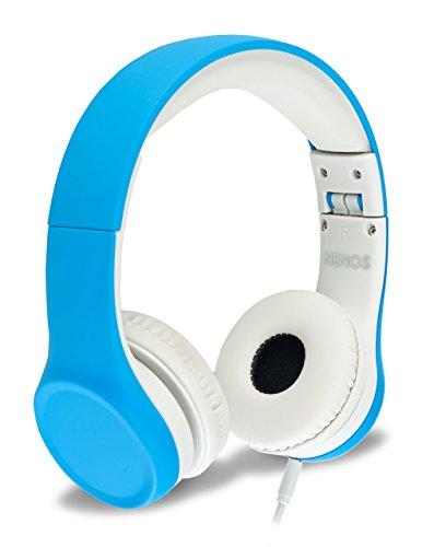 Kopfhörer für Kinder Mit Begrenzter Lautstärke und Abnehmbarem Kabel für Jungen und Mädchen Beste Qualität-kopfhörer