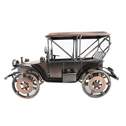 Nwn Vintage Iron Car Model Handmade Classic Vehicle Models...