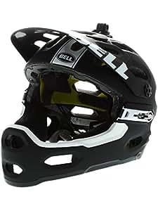 Bell Super 2R Mips - Casque intégral - noir Tour de tête 51-55 cm 2016 casque downhill