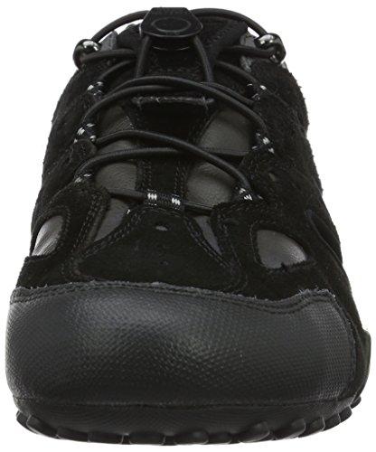 Schwarz Topo Uomo blackc9999 Baixo Cobra Herren J Geox wx17FRFY
