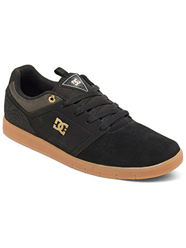 DC Shoes black Cole BK Signature GR black BLR grey Scarpe dBHq85xB