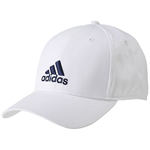 Adidas Performance cappuccio, Unisex, Kappe Performance, Blu navy/bianco, 54 centimetri