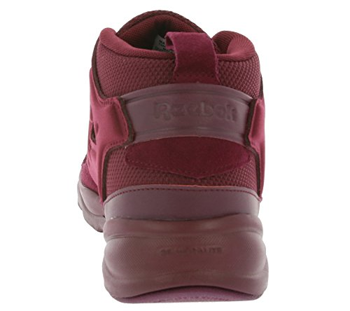 Reebok Classic Furylite Chukka Schuhe Herren Sneaker Turnschuhe Rot V70065 Rot