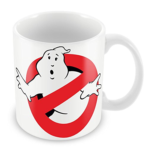 Logo Mug Ghostbusters nessun fantasma ammessi