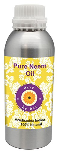 deve-herbes-pure-neem-oil-300ml-azadirachta-indica-100-natural-cold-pressed