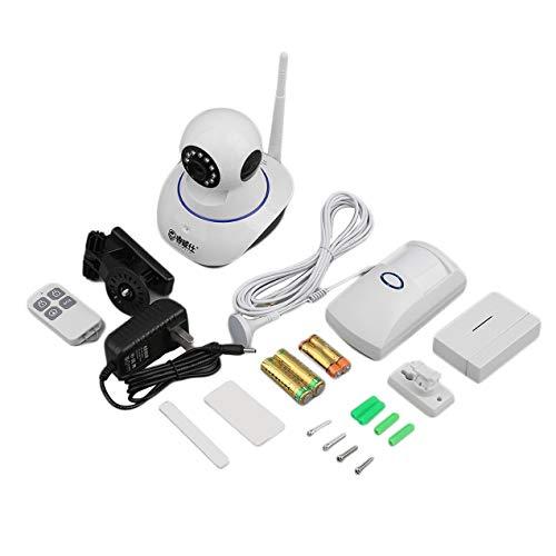 RW-9800S 1280 * 720 Starke Wireless Singal LED Erinnerung Lampe Kamera Kompakte Größe Home Security Alarm Kamera Set