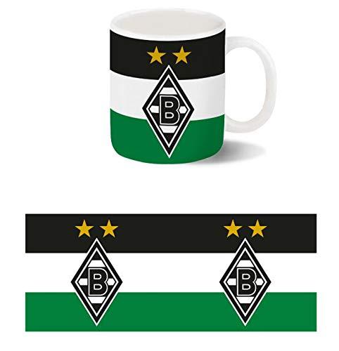Borussia Mönchengladbach Kaffeebecher 'Flagge'