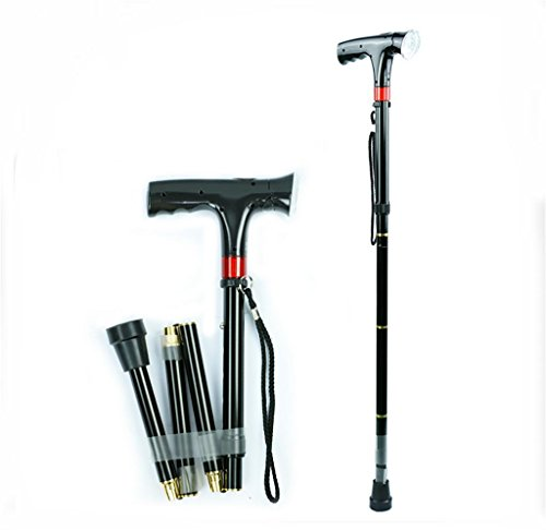 gm-smart-folding-walking-stick-cane-led-lamp-alerts-aluminum-five-speed-retractable-old-hiking-stick