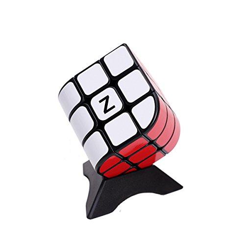 EasyGame - Penrose Cube 333 Black Magic Cube Puzzle Juguete para niños