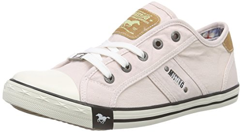 Mustang 1099-302, Damen Sneakers, Pink ( rose 555), 40 EU