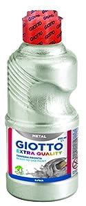 Giotto - Témpera, color metal plata (531402)