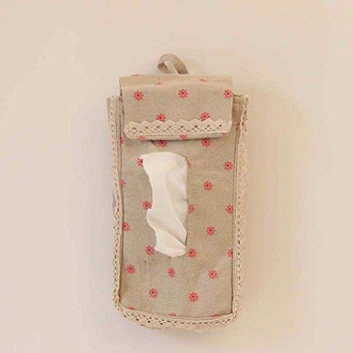 Jiaa Wohnkultur Produkte mit Modernen und Stilvollen Aussehen Design Stoff Hängende Art Papier Keine Bohren Universal Verwendung Zeichnung Karton Zimmer Bad WC Handtuch Tasche beheizte Handtuch,J