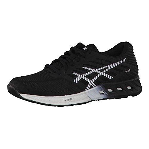 Asics Fuzex, Chaussures de Running Femme Argent