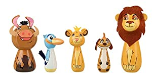 Orange Tree Toys Disney Lion King Skittles de Madera,