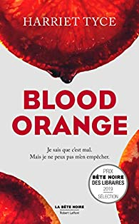 Blood Orange par Harriet Tyce