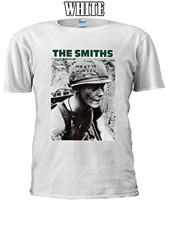 NisabellaLTD Smiths Meat Is Murder Alternative Rock Morrissey Men Women Unisex Top T-shirt