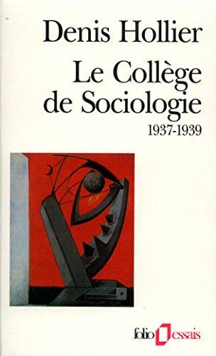 College de Sociologie (Folio Essais)