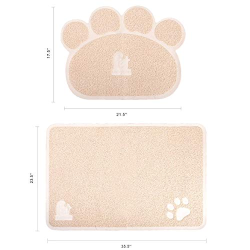 Zoom IMG-2 tappetini sottociotola pet magasin set