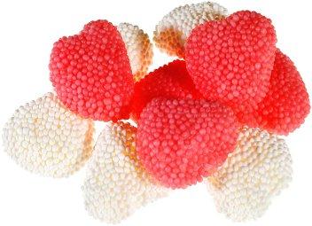 Fruchtgummi Bolitos Herzen 3kg Pott -Deine Naschbox
