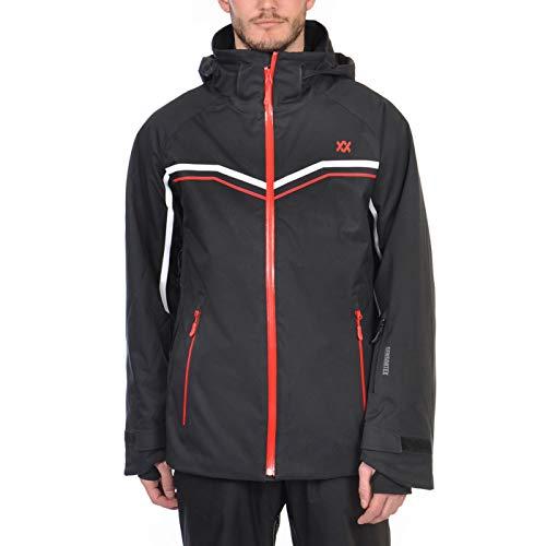 Völkl Herren Funktions Ski Jacke Team Sportive Black 70012102 Größe XXL -