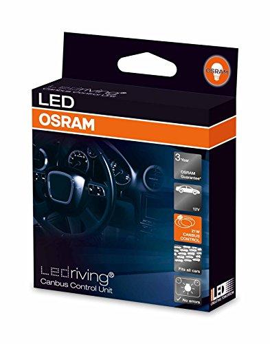Preisvergleich Produktbild Osram LEDCBCTRL102 LEDriving Canbus Control Unit 21 W, 2 Stück