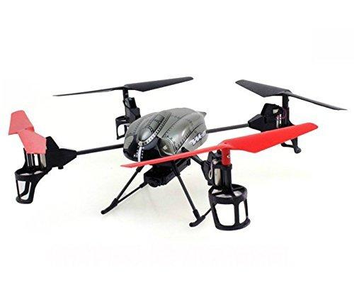 Hélicoptère RC 3D QuadroCopter vx959Caméra HD ferngesteuerter 2,4GHz Drone avec caméra HD Vidéo–360° Looping–3D Avion –