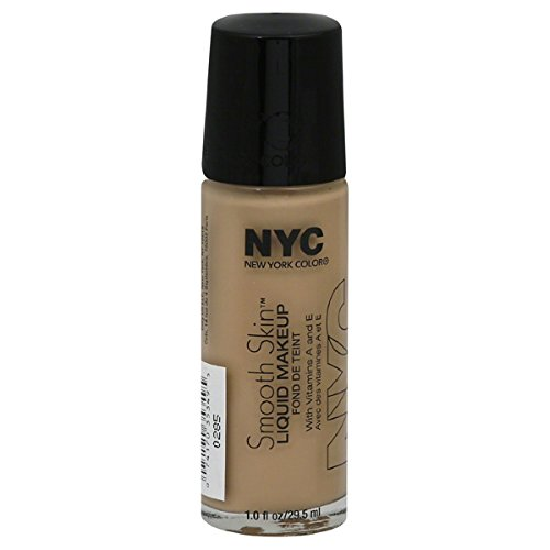 NYC Smooth Skin Liquid Makeup - Classic Beige