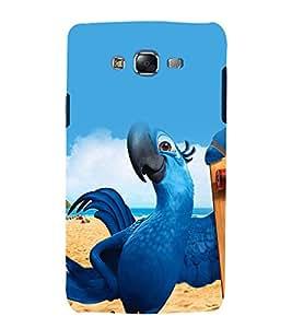 printtech Rio Parrot Disney Cartoon Back Case Cover for Samsung Galaxy A5 / Samsung Galaxy A5 A500F