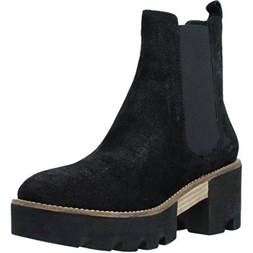 ELVIO ZANON Bottines - Boots, Couleur Noir, Marque, Modã¨Le Bottines - Boots G0402X Noir