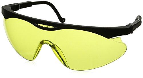 Uvex by Sperian 763-S2811 Uvex Skyper X2 Schutzbrille Black Frame