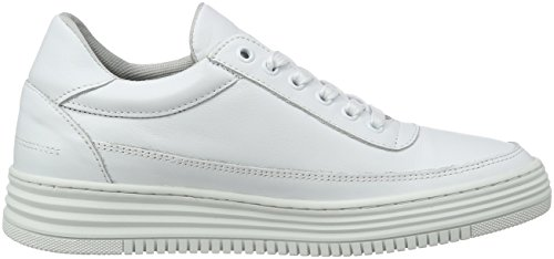 BULLBOXER Damen Sneakers Weiß (Ice)