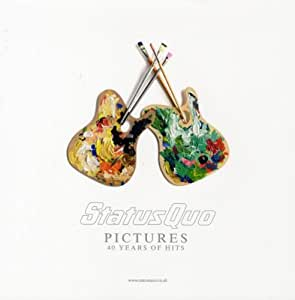 Status Quo - Pictures - 40 Years Of Hits (earBOOK + 4CDs)